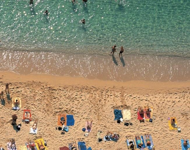 La Playa de Vila Olimpica