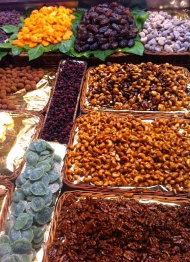 boqueria nuts