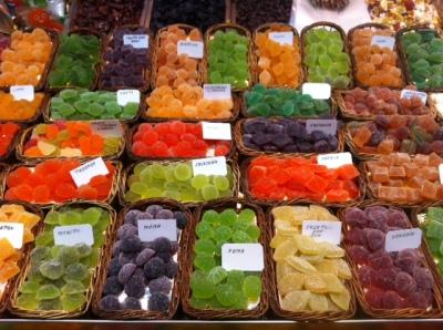 boqueria sweets